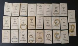 Omega Genuine Gaskets Lot #OM-G281 As Is - $39.25