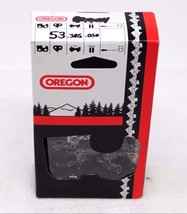 "Oregon .325"" Pitch .050"" Gauge 53 Link Chainsaw Chain (92wrgy) - $13.54"