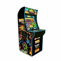 Arcade1UP Marvel Capcom's Superheroes Arcade Machine 4ft Cabinet, Brand New
