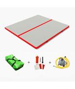 Inflatable Air Tumbling Track Gymnastics Mat Home Floor Equipment Fitnes... - $799.99
