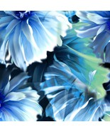 Kenzie-Abstract Blooming Floral-Digitally Printed-Quilting Treasures-BTY - $11.95
