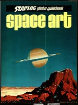 Space Art, Starlog Photo Guidebook,  1978 - $24.85