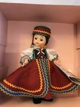 Vintage Madame Alexander CZECHOSLOVAKIA Doll/ Original Box Not Included - $9.90