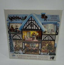 Christmas Eve 1000 Piece Jigsaw Puzzle By Sunsout ~ New & Sealed - $28.50