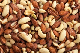MIXED NUTS UNSALTED 2LBS, FREE SHIPPING!! - $23.26