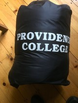 Providence College Sleeping Bag in Pull Cord Tote Bag Logo Excellent - $13.97