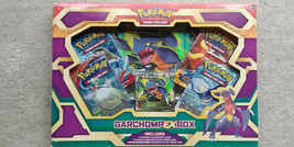 GARCHOMP EX Collection Box Pokemon TCG Cards Sealed Packs XY Base Set Fl... - $28.99