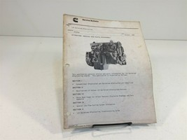 1984 Cummins Service Bulletin L10 Optimized Cooling 3810236 - $19.99