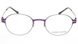 NEW PRODESIGN DENMARK 6130 c.3021 LILAC EYEGLASSES FRAME 44-21-135 B38mm... - $113.83