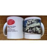NEW YORK CENTRAL RAILROAD COFFEE MUG  Dreyfus Hudson Coffee Cup // Kitchen - $18.80
