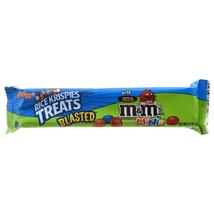 Kellogg's Rice Krispies Blasted Treats M&M's Minis Marshmallow Squares -... - $4.94