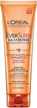 L'Oreal Paris EverSleek Sulfate-Free Smoothing System Intense Shampoo, 8.5 - $13.01