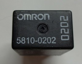 Usa Seller Gm Omron 5810-0202 Relay Oem Free Shipping 1 Year Warranty! GM5 - $7.80
