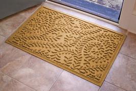Bungalow Flooring Aqua Shield Boxwood 2 x 3 Mat Polypropylene/Rubber Rug... - $46.90