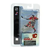 "McFarlane SportsPicks | 2006 JAROME IGINLA 2 | NHL Calgary Flames 3"" Fig... - $14.80"