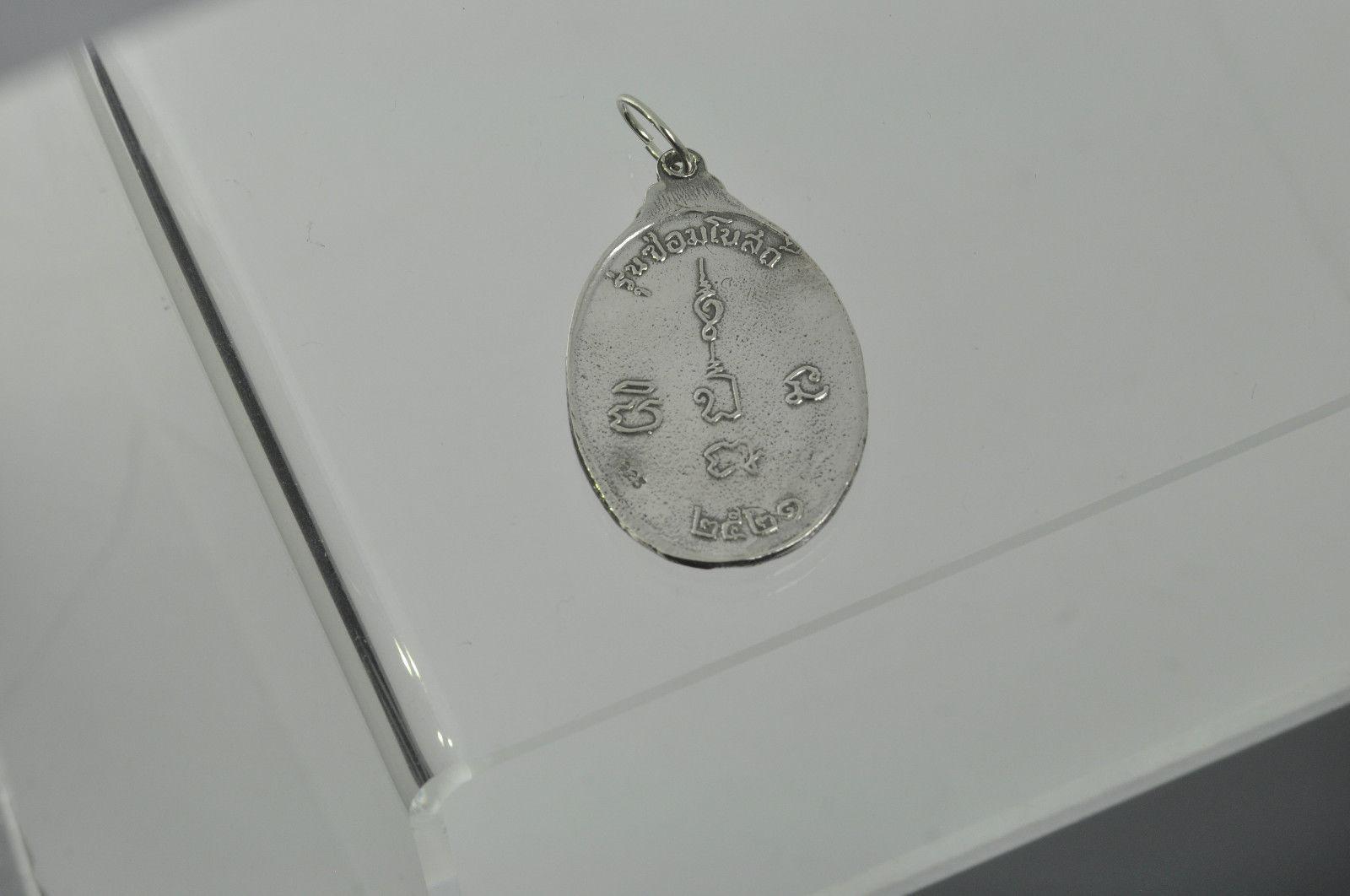 Gautama Founding figure Buddha buddhism Sterling Silver .925 Charm Jewelry