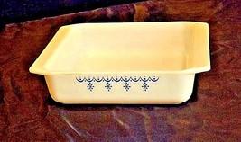 U.S.A. PYREX Baking Dish AA18-1237 Vintage image 2