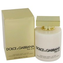 The One By Dolce  and  Gabbana Body Lotion 6.7 Oz - $58.99