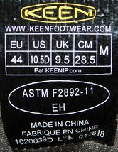 Keen Detroit XT Taille US 10.5 M (D) Eu 44 Homme Wp Souple Orteil Travail Shoes image 6