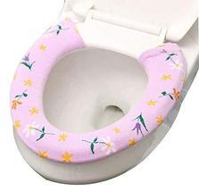 Panda Superstore 2 Pcs Toilet Mat Toilet Seat Cushion Toilet Seat Toilet Seat Sl