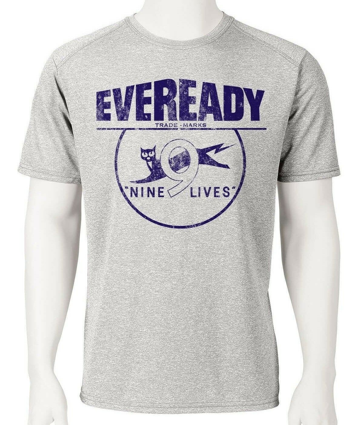 Eveready dri fit graphic tshirt moisture wicking car stereo spf active wear tee