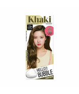 [MiseEnScene] Hello Bubble Foam Color 7K (Ash Khaki Brown) - $13.66