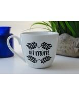 Mothers Day 16 oz Coffee Cup, Custom Coffee Mug, Tea Cup, Coffee Lover Mug, Moth - £7.55 GBP