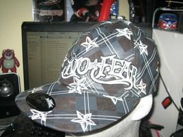 NO FEAR BASEBALL HAT CAP ADULT SIZE S/M FLEXFIT SO CAL MINT STARS - $14.99