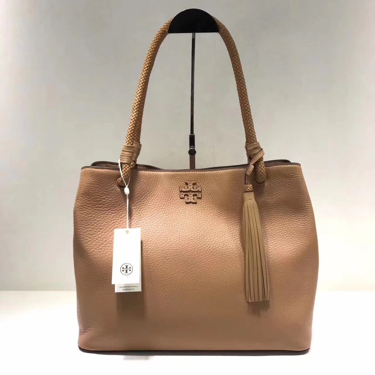 79bbeb7c287 Img 0423. Img 0423. Authentic Tory Burch Taylor Triple-compartment Tote. Authentic  Tory Burch Taylor Triple-compartment Tote