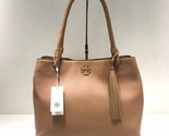 Authentic Tory Burch Taylor Triple-compartment Tote