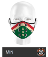 Goalie Gear Nerd Mask - Minny Theme - $11.00