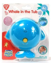 1 Count Play Squirt Water & Swim Whale In The Tub Bath Toy Age 6 Months ... - $21.99