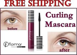 New Flormar Curling Mascara Black 13 ml Long-lasting Curl Effect for Eye... - $10.78