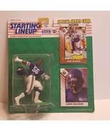 Starting Lineup 1993 Chris Doleman NFL Minnesota Vikings. New, sealed - $14.00