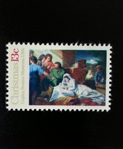 1976 13c Christmas Nativity, Copley, Boston Museum Scott 1701 Mint F/VF NH - $0.99