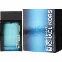 Michael Kors Extreme Night Edt Spray 4.1 Oz For Men - $87.33