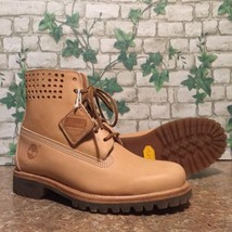 NEW TIMBERLAND X HORWEEN 6-IN PREMIUM PERFORATED COLLAR BARE NAKED A1BBJ... - $3.208,06 MXN