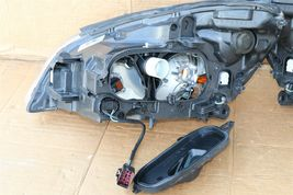 11-13 Volvo s60 Sedan Halogen Headlight Lamps Set LH & RH - POLISHED image 12