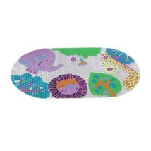 Baby Infant Bathing Mat Toddler Non-Slip Rug Lovely Animals