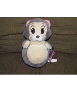"Super CuTe Disney Plush CAT FiGaRo Pinocchio Sega Round Bottom 7.5 "" NEW - $28.21"