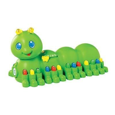 Leap Frog Green Alphabet Pal Caterpillar Learning Toy