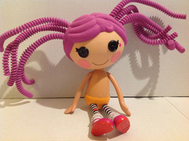 Lalaloopsy Purple Hair Disney - 2009 - Full Size Doll - Silly Hair - Nice Cond - $13.17
