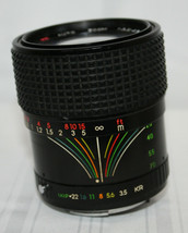 Vivitar Camera Lens ~ ProSpec ~ f 28 70mm ~ Auto Zoom ~ 1:3.5-4.5 ~ Vintage - $25.04