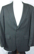 GORGEOUS Ralph Lauren Polo University Club Gray With Rust Wool Suit 41L - $149.99