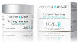 Perfect Image TRI-Clarity Peel Pads 10% (Daily-Use) - Salicylic Acid | M... - $28.49