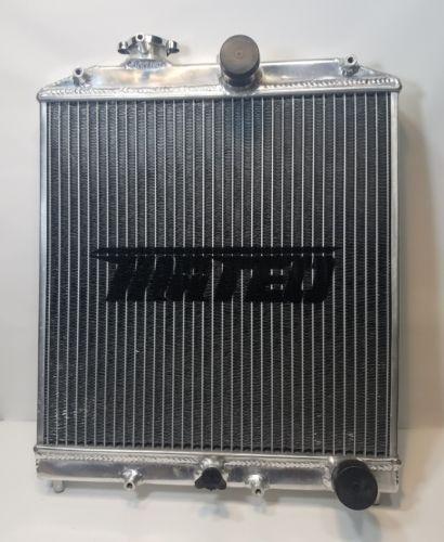 1999-2000 CIVIC RACING ALUMINUM RADIATOR with Cap
