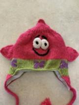 Handmade Knitted Patrick Star Beanie - $24.75