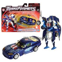 Hasbro Transformers - Autobot SIDE BURN Speedy Knight Blue Action Figure - $94.99