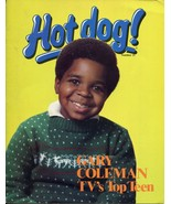 1982 Scholastic Children's Hot Dog Magazine #11 Gary Coleman Different S... - $9.89