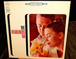 The Headliners '64  Record AA20-RC2138 Vintage